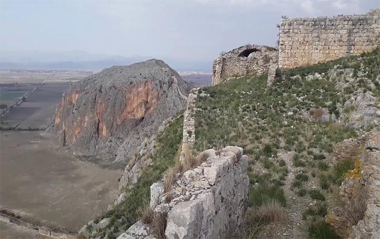 Anavarza Kalesi