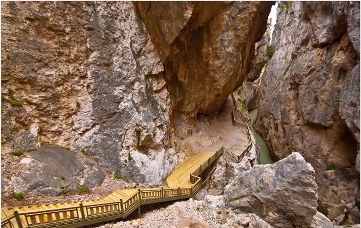 Kapıkaya Kanyonu