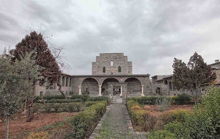 Diyarbakır Meryem Ana Kilisesi
