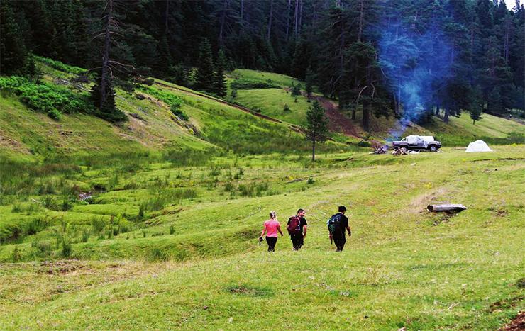 Güzeldere Şelalesi Tabiat Parkı