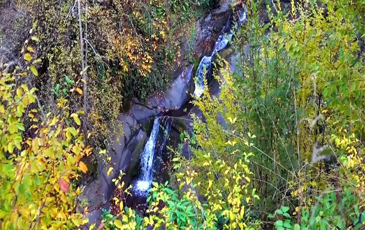 Yılançatı Kanyonu Tabiat Parkı