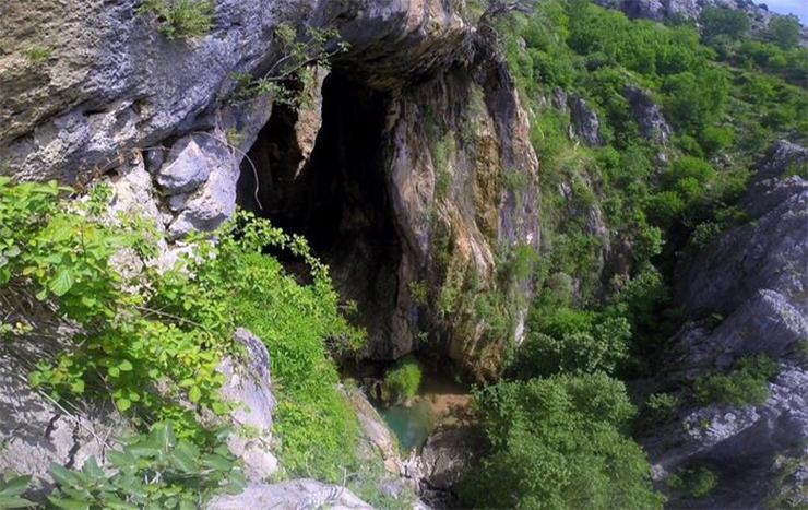 Döngel Mağarası ve Döngel Şelaleleri