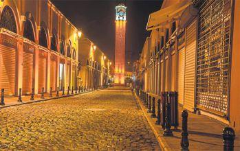 Adana Adana Tarihi Saat Kulesi (Büyük Saat)