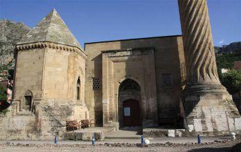 Amasya Burmalı Minare Cami