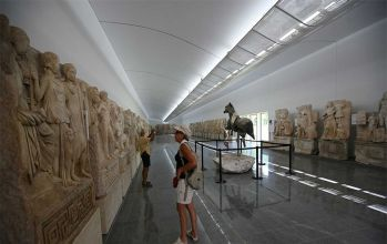 Aydın Afrodisias Müzesi