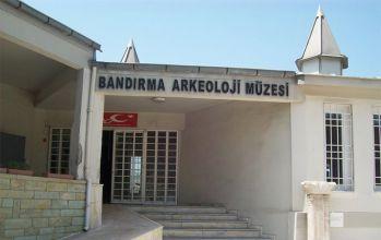 Balıkesir Bandırma Arkeoloji Müzesi
