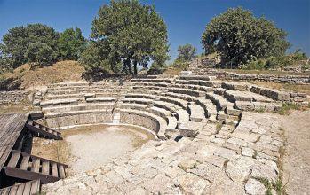 Çanakkale Truva (Troya) Antik Kenti