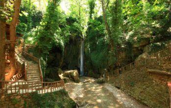 Yeşildere Şelalesi (Ağlayankaya)