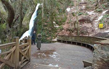 Aydınpınar Şelaleleri Tabiat Parkı
