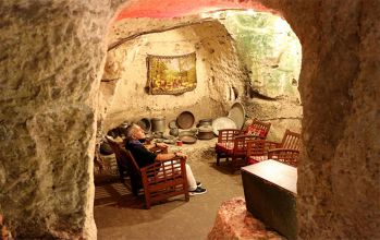 Gaziantep Kaleoğlu Mağarası