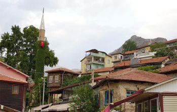Isparta Barla Kasabası