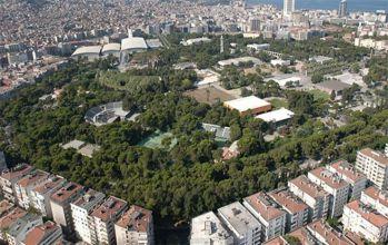 İzmir Kültürpark (İzmir Fuar Alanı)