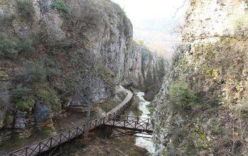 Tokatlı Kanyonu