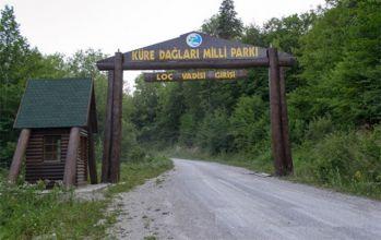 Küre Dağları Milli Parkı