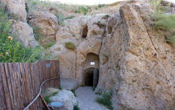 Ali Dağı Yeraltı Şehri