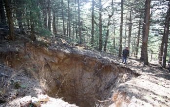 Obruk Dağı Mağarası