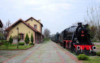 Tarihi Tren Garı
