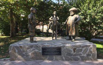 Konya Nasreddin Hoca Gülmece Parkı