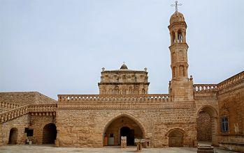 Mardin Mardin Meryem Ana Kilisesi ve Patrikhanesi