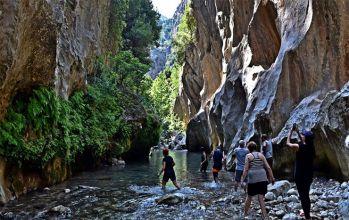 Mersin Kisecik Kanyonu (Saklı Cennet)