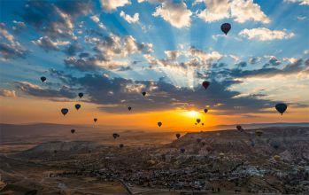 Nevşehir Göreme Panorama Manzara İzleme Noktası