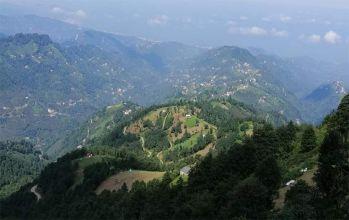 Trabzon Ahlanköröz Dağı Yaylaları