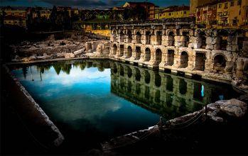 Yozgat Kral Kızı Hamamı Basilica Therma (Sarıkaya Roma Hamamı)